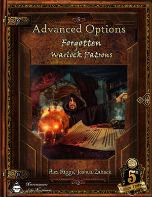 Advanced Options - Forgotten Warlock Patrons