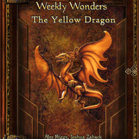 Weekly Wonders - The Yellow Dragon