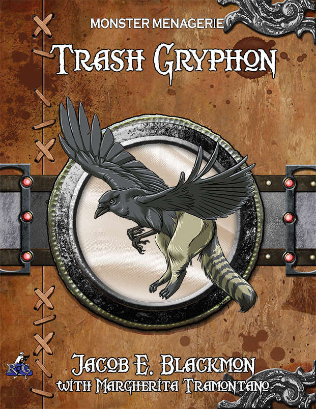 Monster Menagerie: Trash Griffons