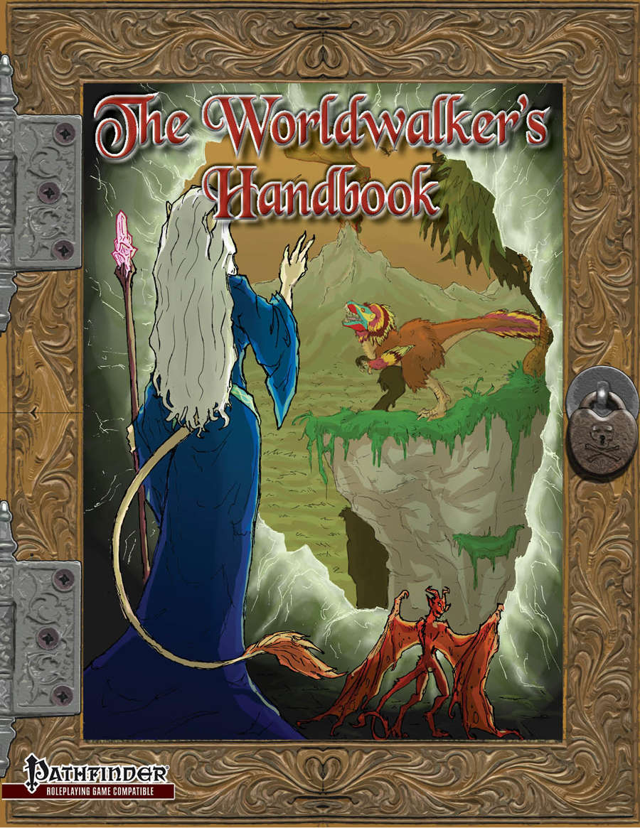 The Worldwalker's Handbook