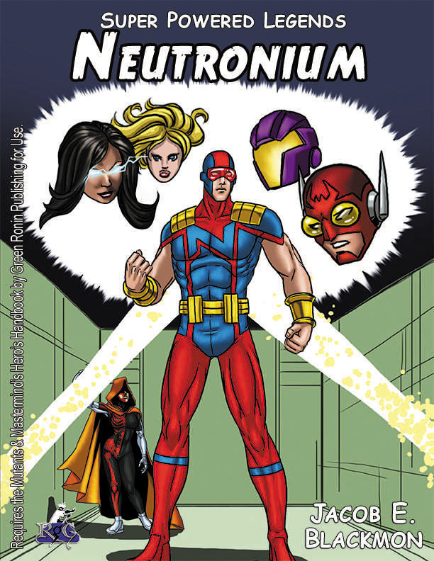Super Powered Legends: Neutronium