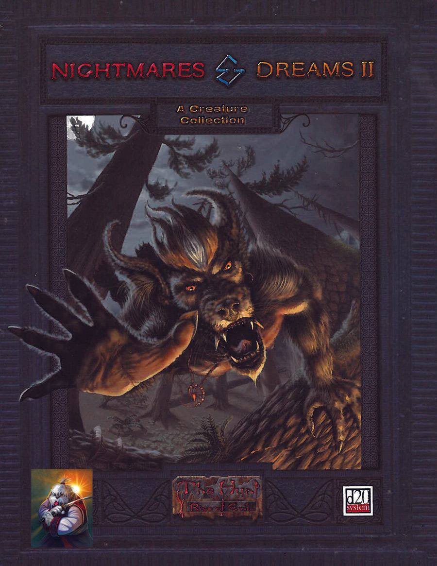 Nightmares & Dreams II Creature Collection