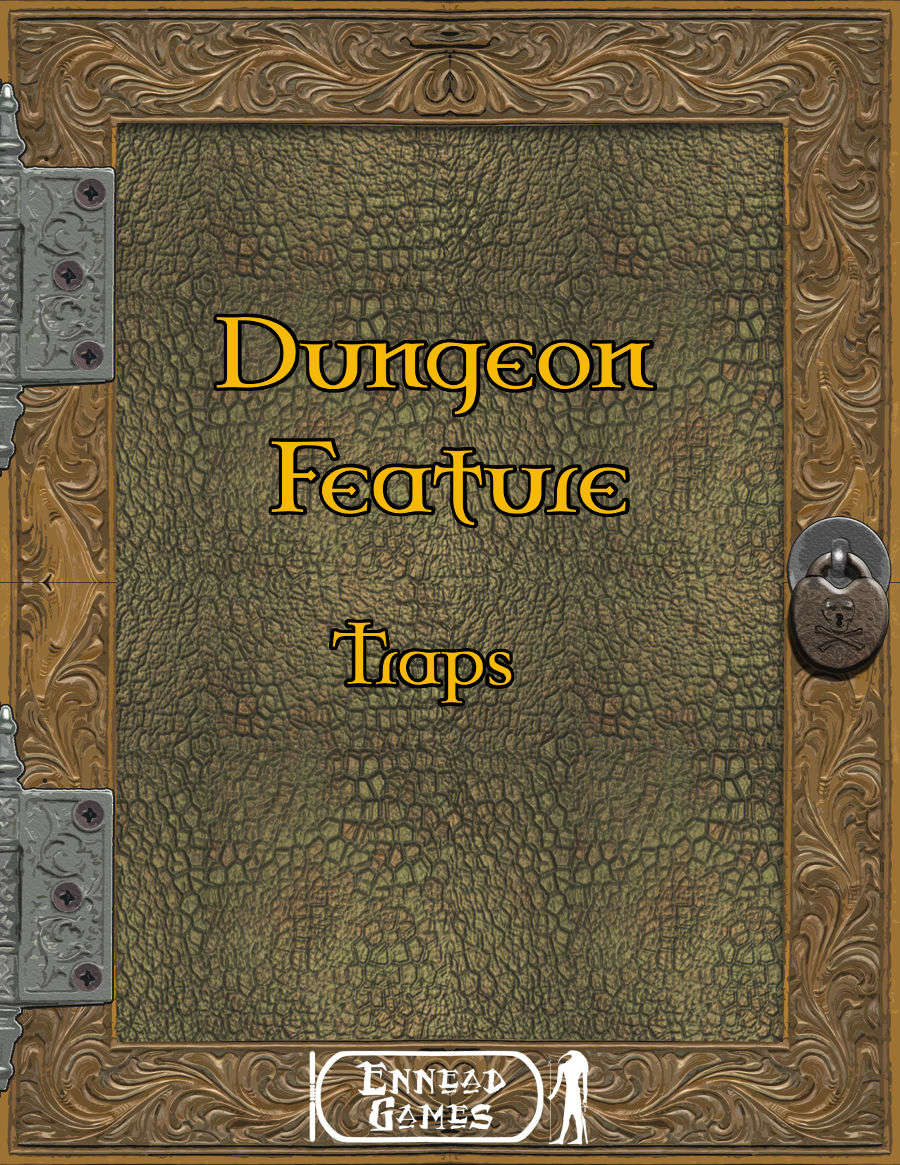 Dungeon Feature - Traps