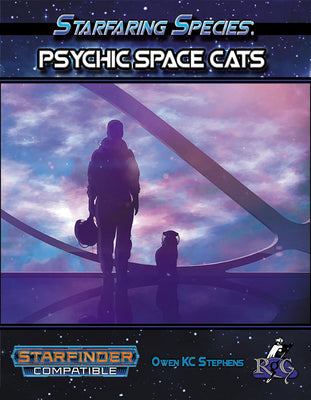 Starfaring Species: Psychic Space Cats
