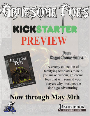 Monster Menagerie: Gruesome Foes Review