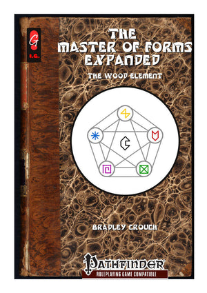 The Master of Forms Expanded - The Wood Element