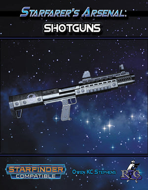 Starfarer's Arsenal: Shotguns