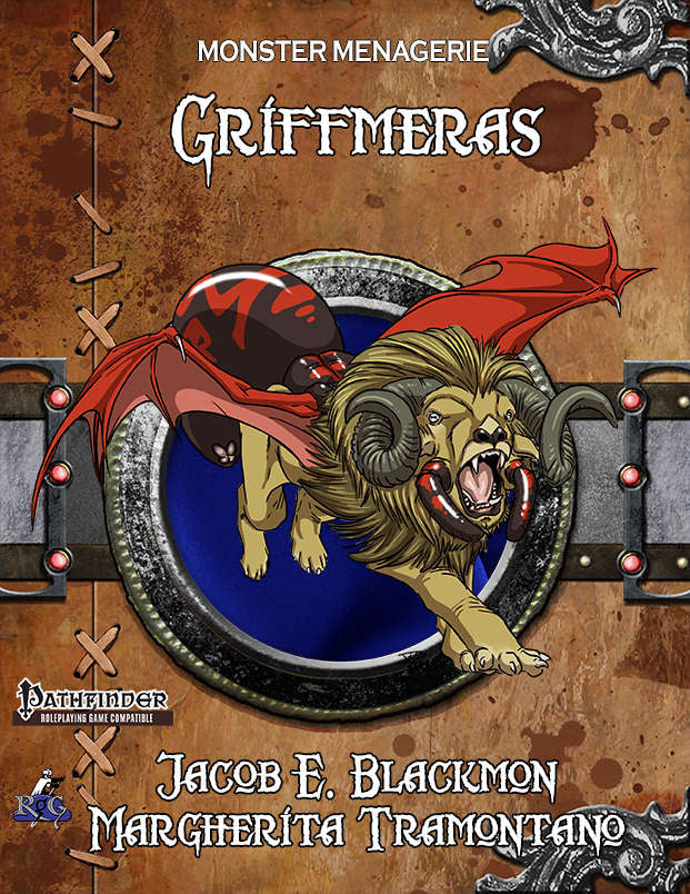Monster Menagerie: Griffmeras