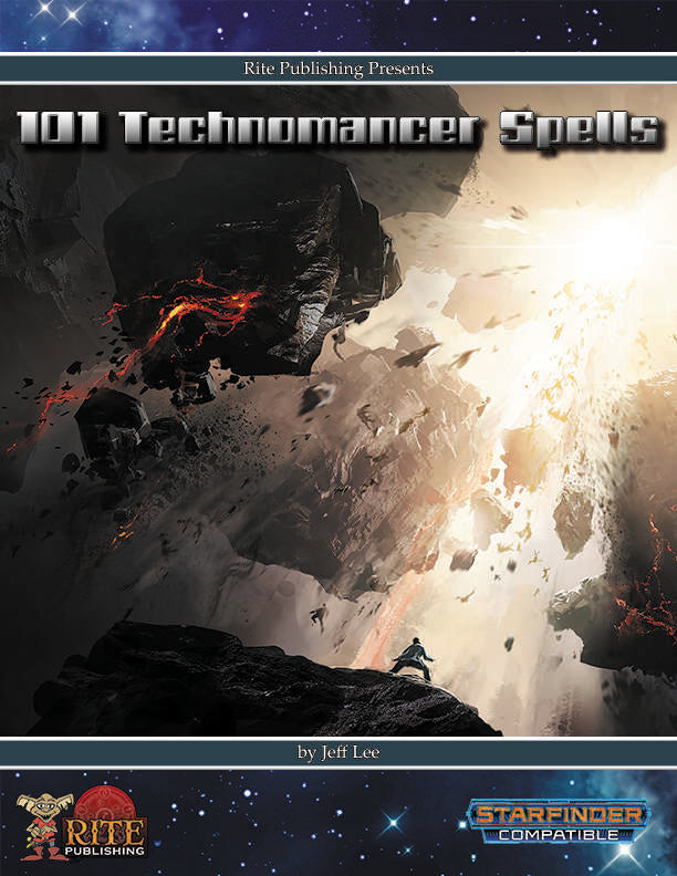 101 Technomancer Spells