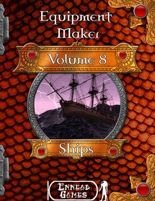 Equipment Maker 8 - Ships