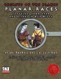 Secrets of the Planes: Planar Races