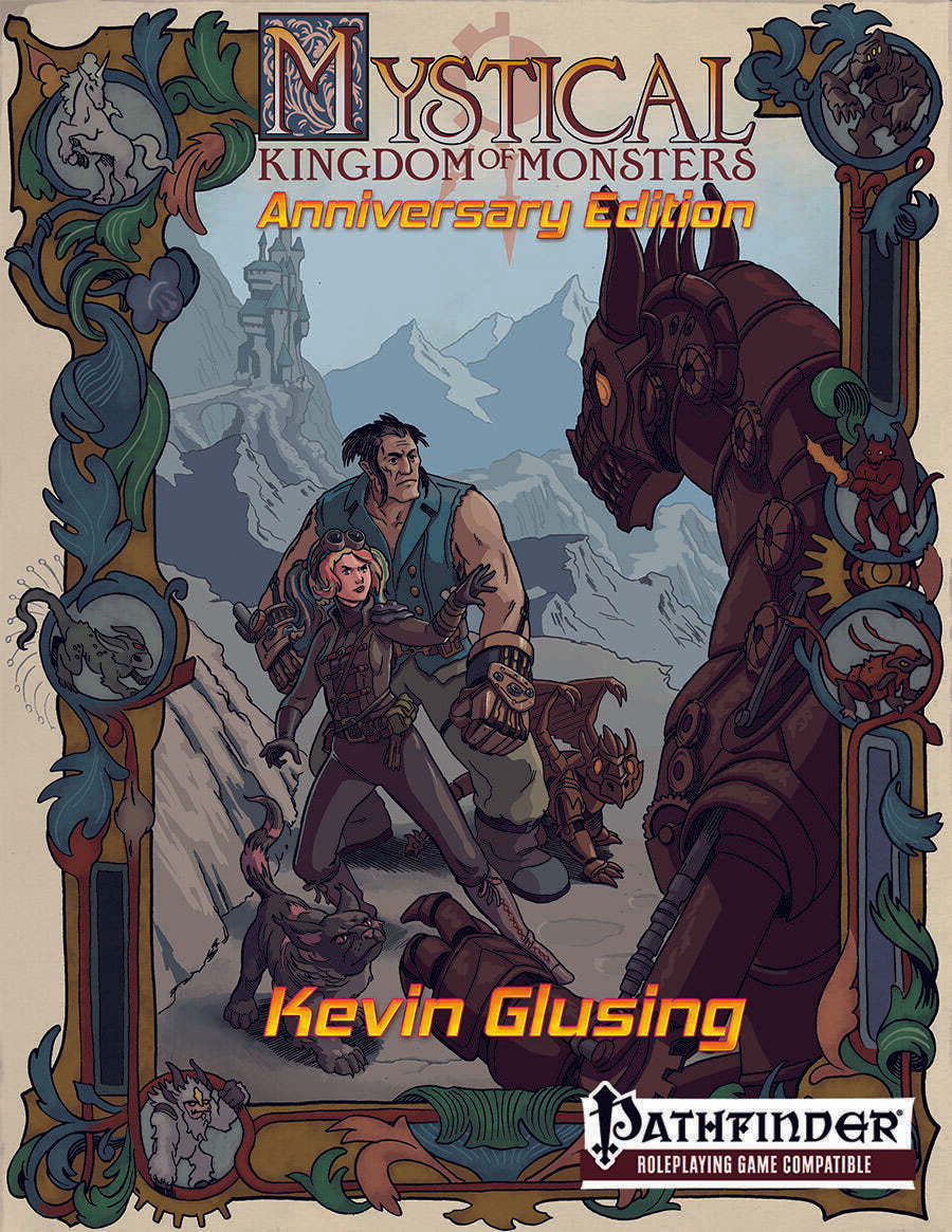 Mystical: Kingdom of Monsters Anniversary Edition
