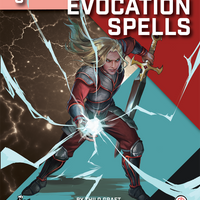 Files for Everybody: Evocation Spells