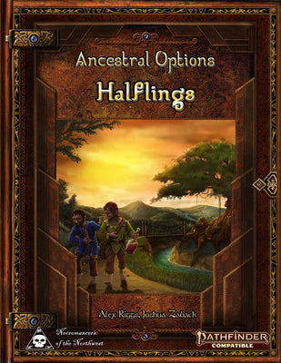 Ancestral Options - Halflings
