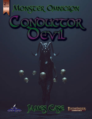 Monster Omnicron: Conductor Devil