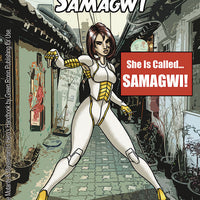 Super Powered Legends: Samagwi