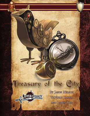 Treasury of the City (5E)