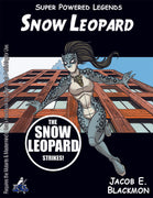 Super Powered Legends: Snow Leopard