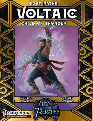 Lost Paths: Voltaic