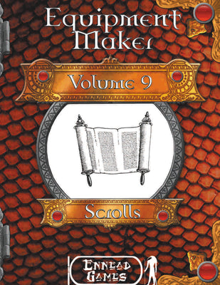 Equipment Maker Volume 9 - Scrolls