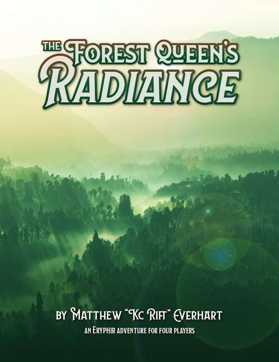 The Forest Queen's Radiance