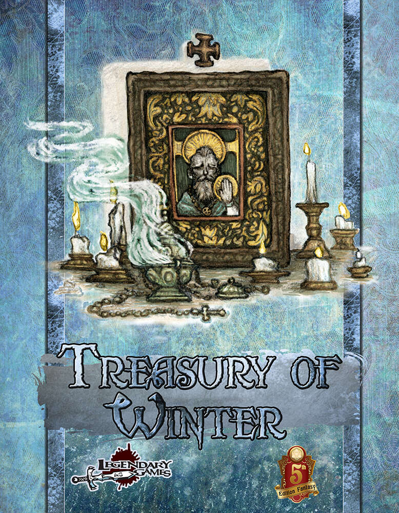Treasury of Winter (5E)