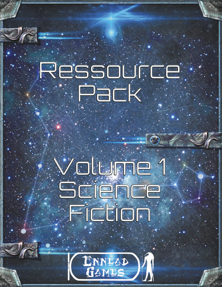 Resource Pack Volume 1 - Science Fiction