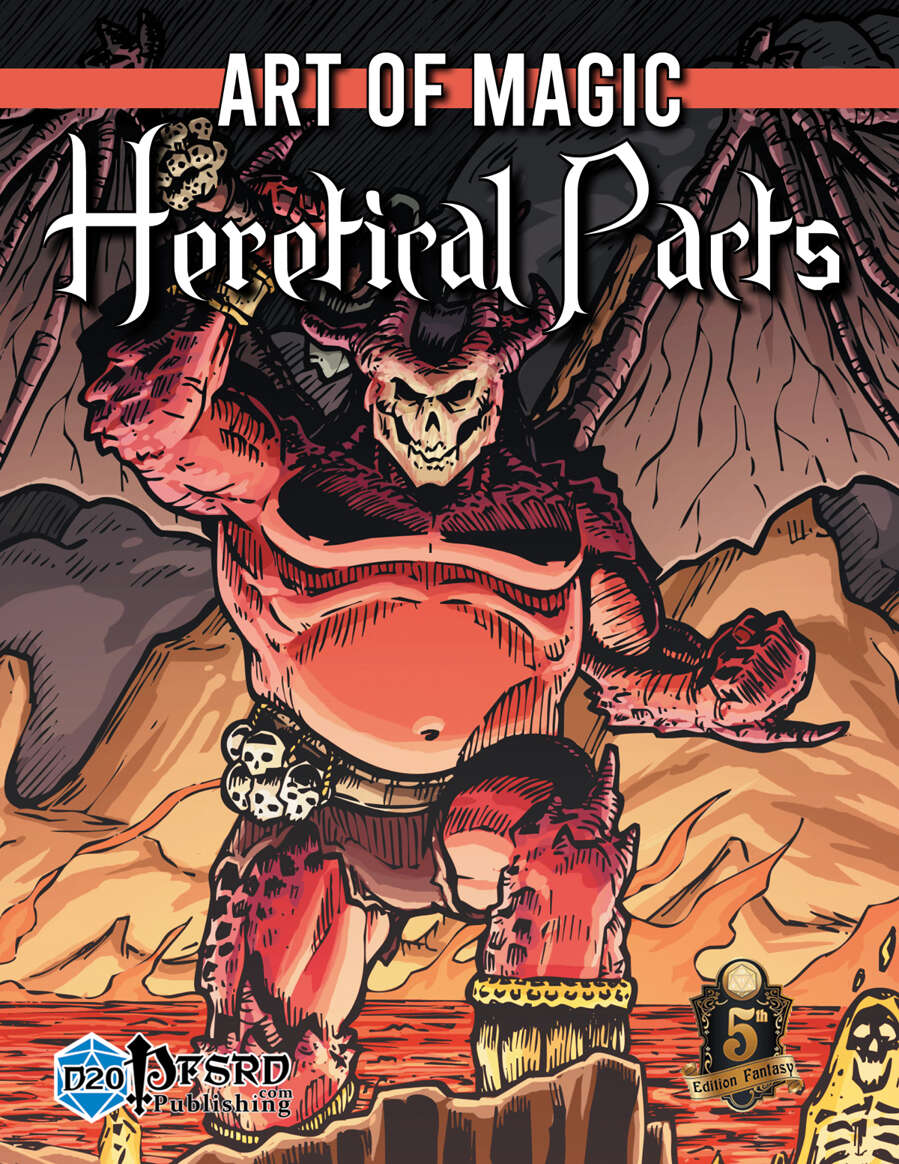Art of Magic - Heretical Pacts