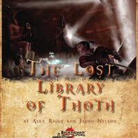 The Lost Library of Thoth (PF2)