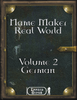 Name Maker Real World Volume 2 German