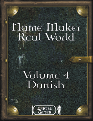 Name Maker Real World Volume 4 Danish