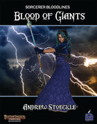 Sorcerer Bloodlines: Blood of Giants