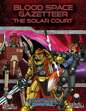 Blood Space Gazetteer: The Solar Court