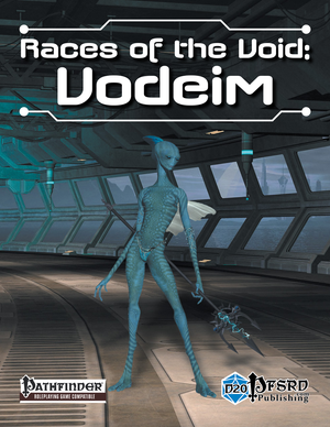 Starjammer: Races of the Void III - Vodeim