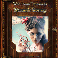 Wondrous Treasures - Nature's Bounty