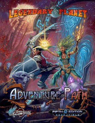 Legendary Planet Adventure Path (5E)