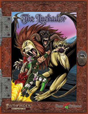 The Luchador (Second Edition)