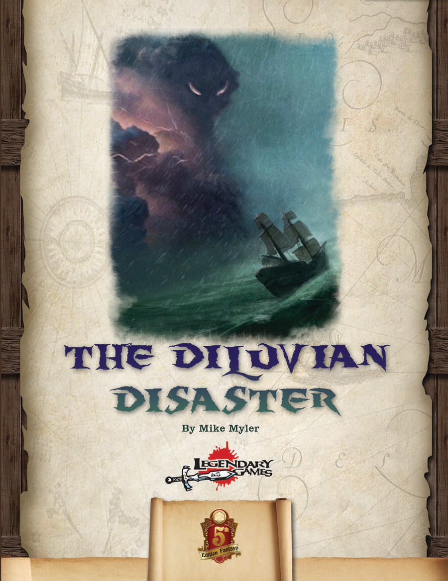 The Diluvian Disaster (5E)