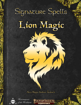 Signature Spells - Lion Magic