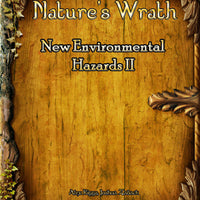 Nature's Wrath - New Environmental Hazards II