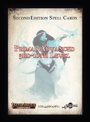 Second Edition Spell Cards: Primal Advanced
