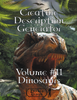 Creature Description Generator - Volume #11 Dinosaurs