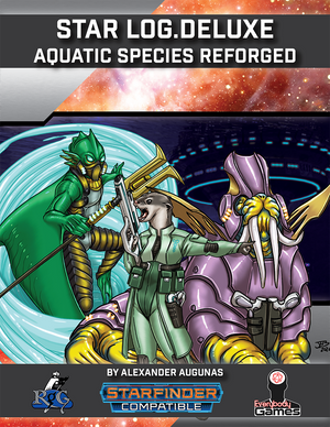 Star Log.Deluxe: Aquatic Species Reforged