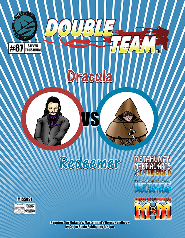 Double Team: Dracula VS Redeemer