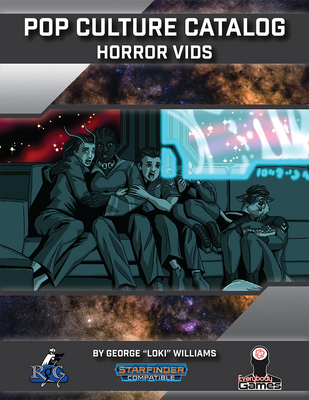 Pop Culture Catalog: Horror Vids