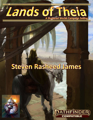 Lands of Theia - Pathfinder 2e