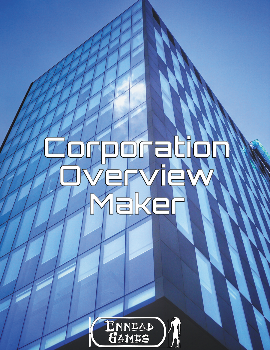 Corporation Overview Maker