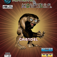 The Manual of Mutants & Monsters: Grendel