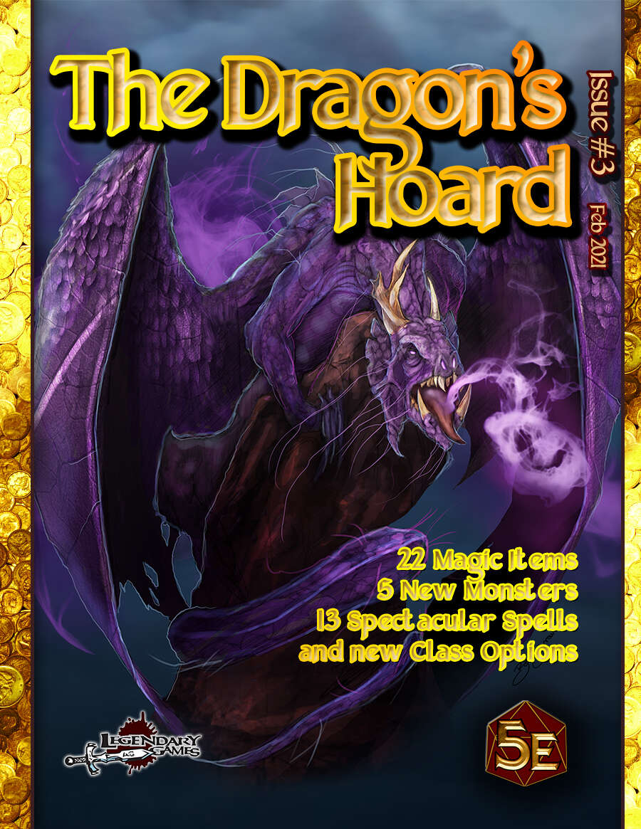 The Dragon's Hoard #3