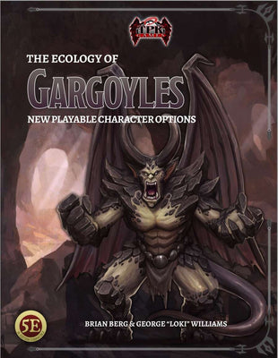 The Ecology of Gargoyles